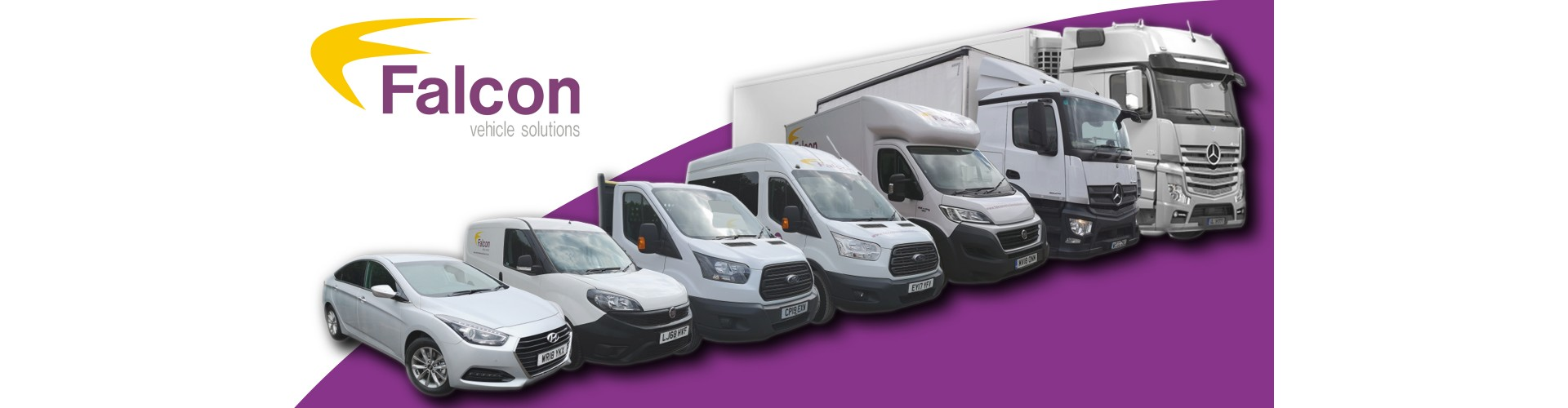 Falcon Vehicle Hire Car Van Lorry Minibuses Somerset