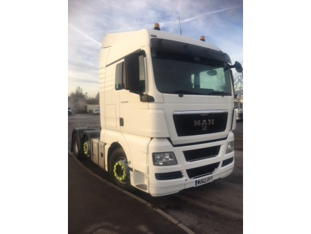 MAN TGX 26.440 BLS XLX for sale