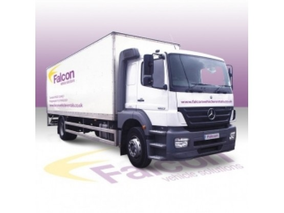 18 Tonne Box Lorry Lorry/HGV Hire