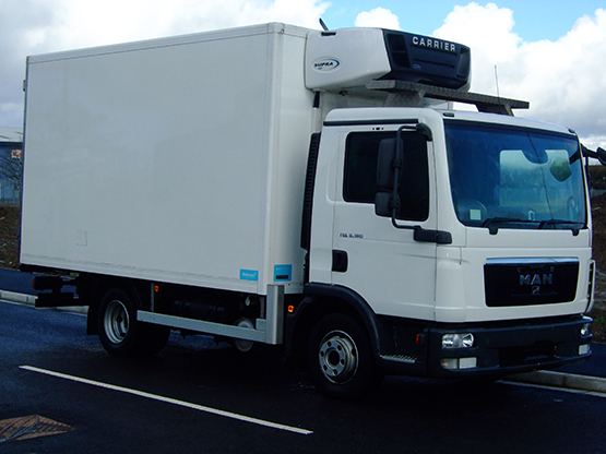 7.5 Tonne Fridge  Refrigerated Vehicle Hire