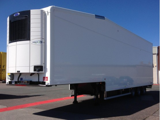 Double Deck Fridge Trailer Trailer Hire