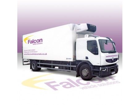 14/15/18 Tonne Fridge Lorry