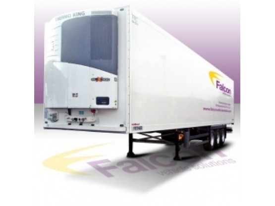 Fridge Trailer Refrigerated Vehicle Hire