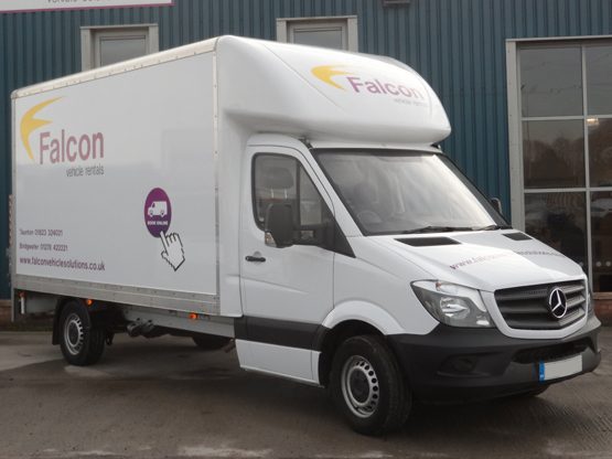 Luton/Box Van Van Hire