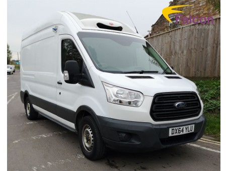 (1) (YLU) Ford Transit Cool Freeze Fridge Van