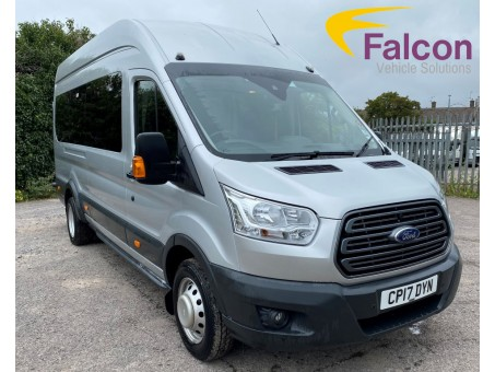 (1) (DYN) Ford Transit 460 L4 Trend Specification 17 Seat Minibus (PSV)
