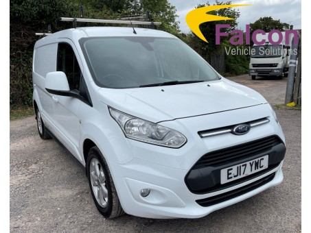 (1) (YWC) Ford Transit Connect 240 L2 1.5 TDCi LIMITED SPECIFICATION