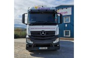 (1) (AMU) Mercedes Actros 1824L Curtainsider with Tail Lift 7.5T - 44T