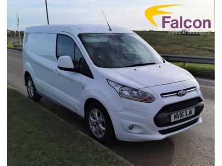 (1) (XJK) Ford Transit Connect 240 Van - LIMITED SPECIFICATION