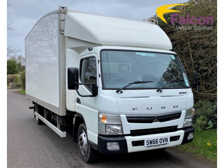 (1) (OVN) 2016 (66) Mitsubishi Canter 75C18 7.5T Truck with Tail-lift