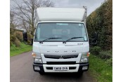 (1) (OVN) 2016 (66) Mitsubishi Canter 75C18 7.5T Truck with Tail-lift 7.5T - 44T