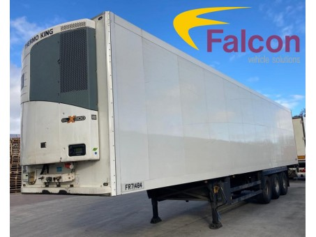 (1) Schmitz Fridge Trailers - Single Temperature - 2011 Models - Thermo King Refrigerators