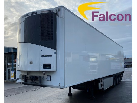 (1) Chereau Fridge Trailers - Thermo King Fridge Systems - 2014 Models Available