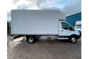 (1) (XUG) 2015 (15 plate) Ford Transit 350EF 3.5T Luton Box with Tail-lift Vans