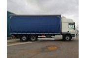 (1) (ZVM) DAF CF330 FAR Space Cab Single Sleeper Curtainside