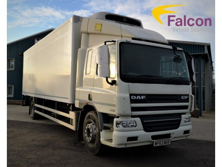 (1) (MUV) 18 Tonne DAF FA CF65.250 Single Sleeper Fridge Van