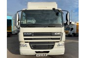 (1) (MUW) DAF FA CF65.250 18T Fridge with Tail-lift Refrigerated Vehicles