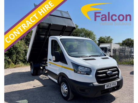 (CONTRACT HIRE) Ford Transit 350 2.0 EcoBlue Tipper