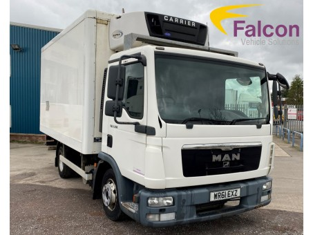 (1) (EXZ) 2011 (61) MAN TGL 7.150 4X2 Fridge Truck