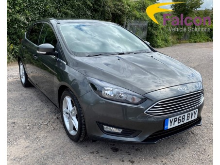 (1) (BVY) Ford Focus 1.5 TDCi Zetec Edition 5 Door