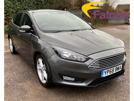 (1) (BWA) 2018 (68) Ford Focus 1.5 TDCi Zetec Edition 5 Door