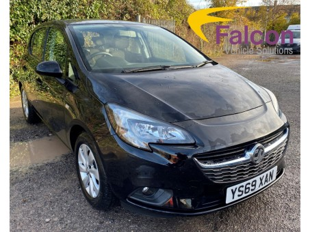 (1) (XAN) Vauxhall Corsa 1.4 Design 5 Door