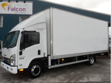 Lorry/HGV Hire >