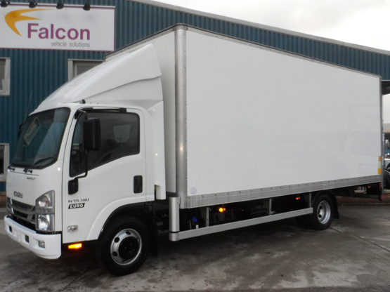 7.5 Tonne Box Lorry 7.5 Tonne Lorries