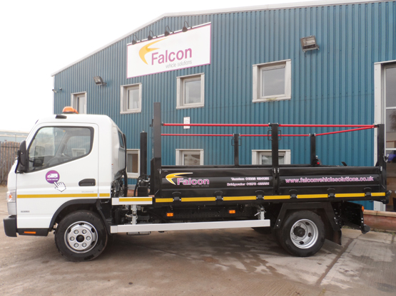7.5 Tonne Tipper 7.5 Tonne Lorries