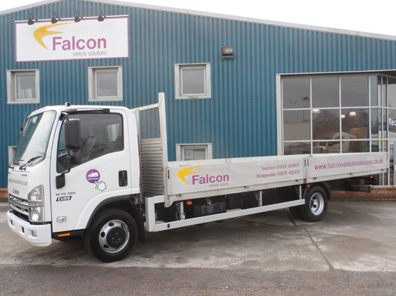 7.5 Tonne Dropside 7.5 Tonne Lorries