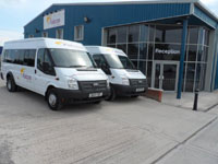 commercial van hire