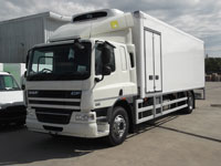 commercial lorry hire