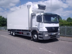 Box Lorry Contract Hire